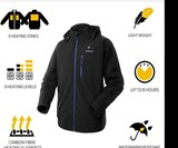 ORORO Soft Shell Heated Jacket