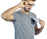 Phone-Cleaning Microfiber T-Shirts