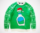 Ranch Dressing Ugly Christmas Sweater