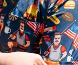 Ron Swanson's Shirt of Greatness