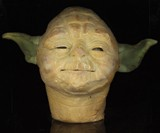 Skin from Original Yoda Head