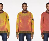 Stone Island Ice Knit Heat Sensitive Sweaters