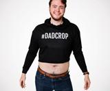 The #DadCrop - Dad Crop Top