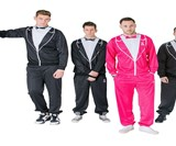 The Traxedo - Tuxedo Track Suits