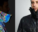 Vollebak Black Squid Color-Shifting Jacket