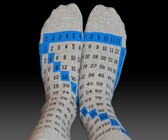 Cheat Feet Socks