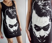 The Joker Mini Dress