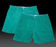 Wet/Dry Magic Pattern Shorts