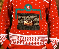 Animated Ugly Christmas Sweaters