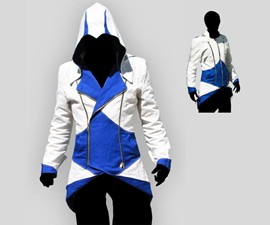 Assassin's Creed Kenway Jacket