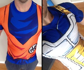 Dragon Ball T-Shirts & Rashguards