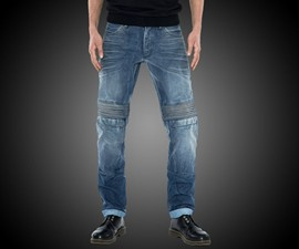 Pando Moto Kevlar-Lined Motorcycle Jeans
