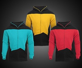 Star Trek: The Next Generation Hoodies