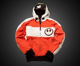Star Wars X Wing Pilot Jacket