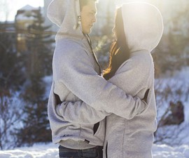 Together Wear Hugging Hoodie