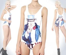 Uncle Sam Swimsuit