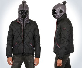 Zip-Up Snow Goggle Coats