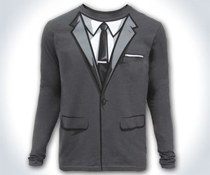Archer Suit Long Sleeve Shirt