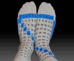Cheat Feet Socks