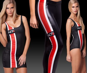 Mass Effect Clothing