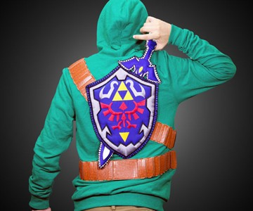 Legend of Zelda Link Hoodie