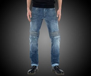 Pando Moto Kevlar-Lined Motorcycle Jeans