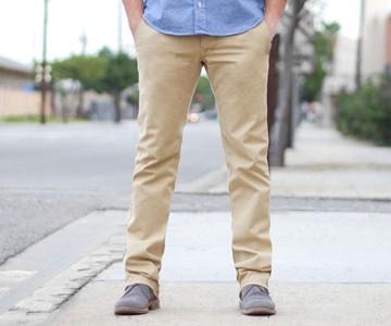 The Quarter Century 25-Year-Guarantee Pants