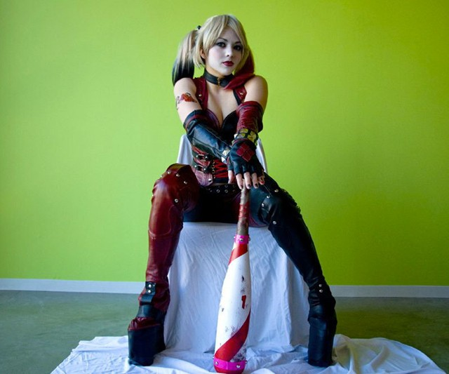 Arkham Harley Quinn Costume