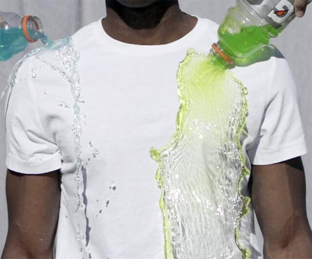 Silic Self Cleaning Shirt