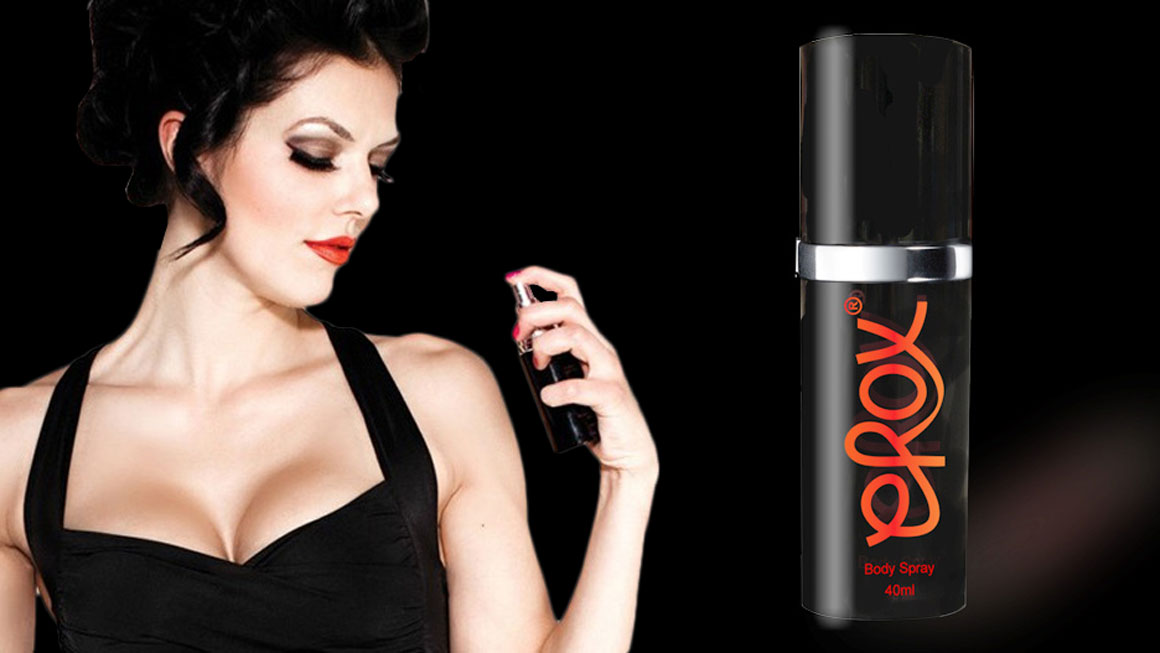 Erox Arousal Body Spray