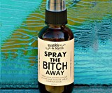 Spray the Bi*ch Away Aromatherapy Perfume