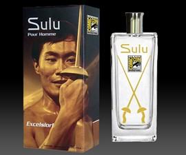 Star Trek Sulu Pour Homme Cologne