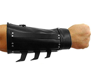 Dark Knight Arm Gauntlets