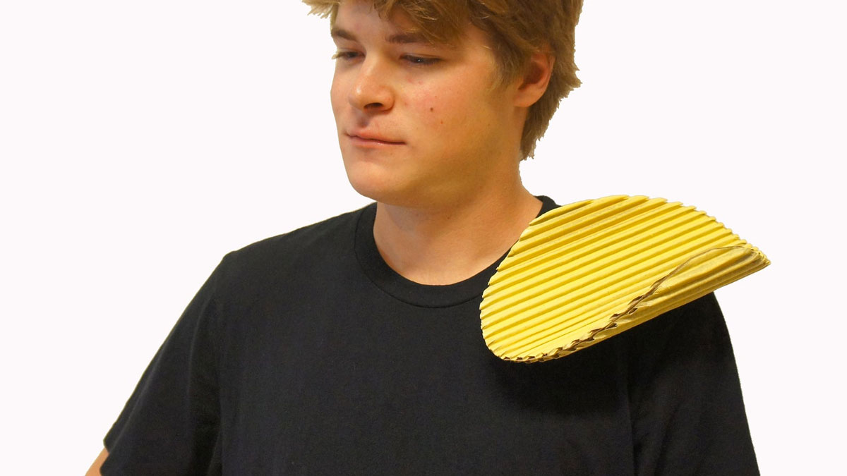 Chip on Your Shoulder Costume