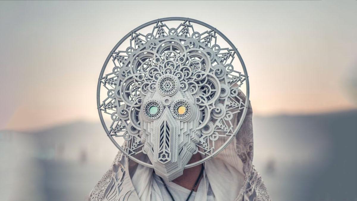 Dan Schaub Designs Masks
