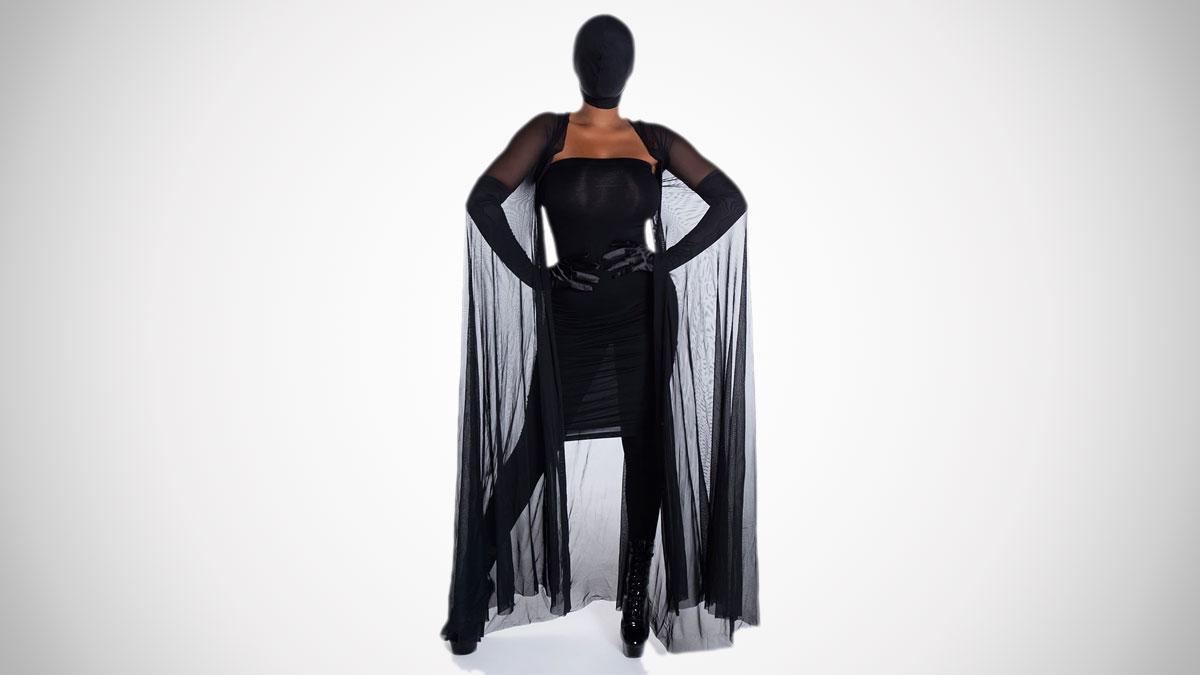 Kim Kardashian Met Gala Halloween Costume