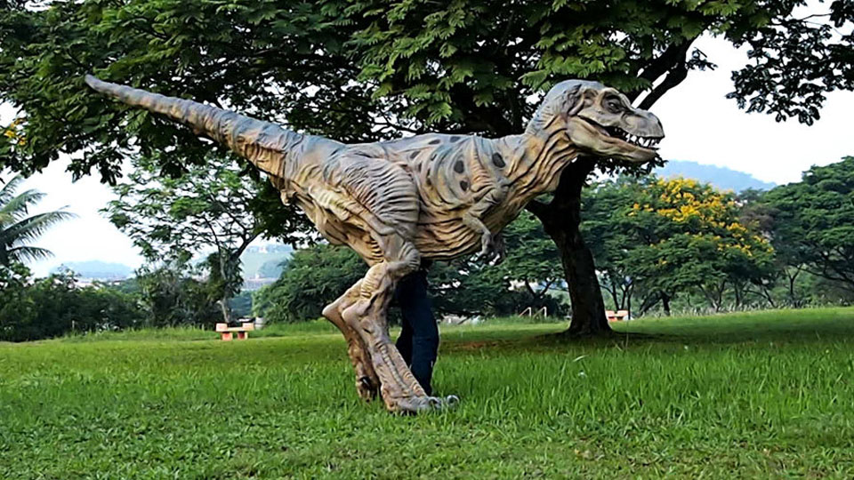 Life-Size Baby T-Rex Costume