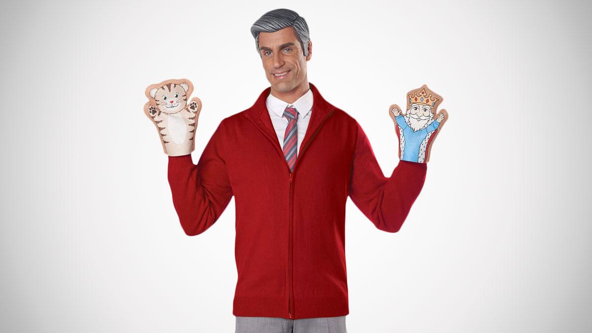 Mr Rogers Costume Dudeiwantthat Com