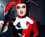 Harley Quinn PVC Catsuit