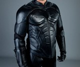 Batman Begins Motorcycle Suit