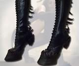 Demon Hooves Heelless Boots
