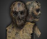 Grim Stitch Factory Scarecrow Masks