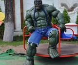 Incredible Hulk Suit