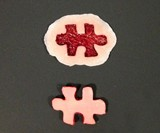 Jigsaw Puzzle Piece Prosthetic