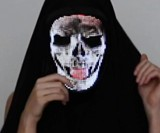 Lumen Couture LED Face Changing Mask