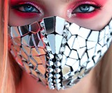 Mirror Face Masks
