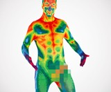 Morphsuits Infrared Camera Halloween Costume