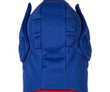 Optimus Prime Hoodie - Back of Hood View
