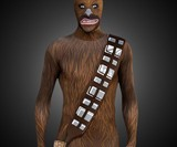 Second Skin Chewbacca Suit