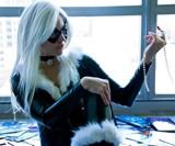 Spandex Catwoman Costume